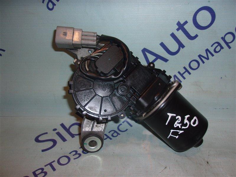 Мотор дворников Chevrolet Aveo T255(T250) B12D1 2009 передний