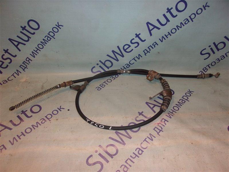 Тросик ручника Chevrolet Aveo T255(T250) B12D1 2009 задний левый