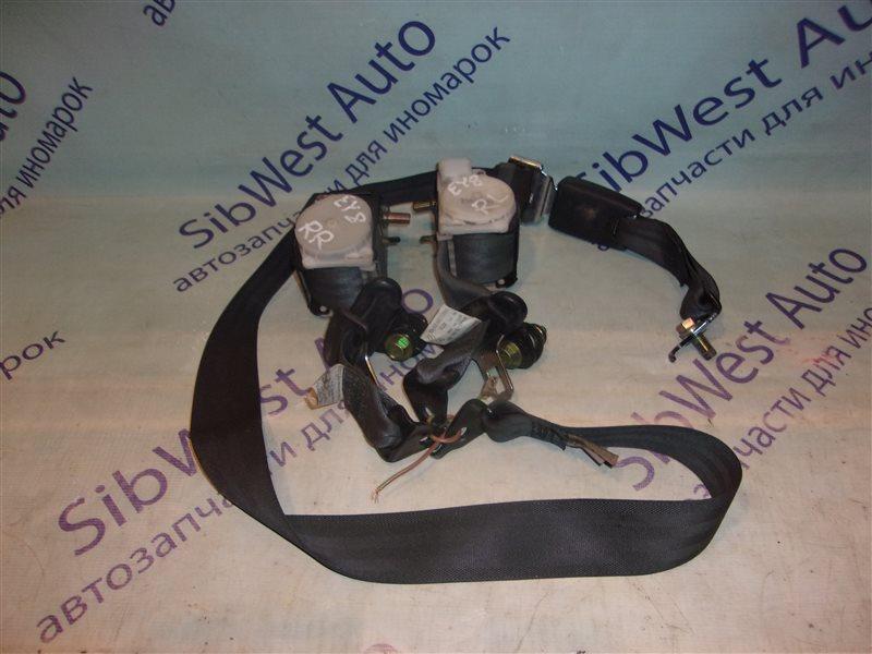 Ремень безопасности Honda Partner EY8 D16A 2002 задний