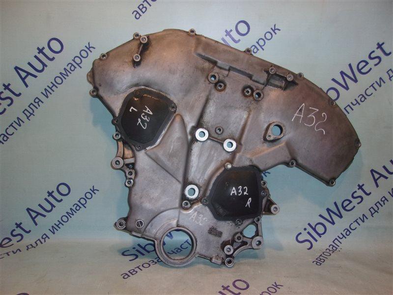 Лобовина двс Nissan Cefiro A32 VQ20