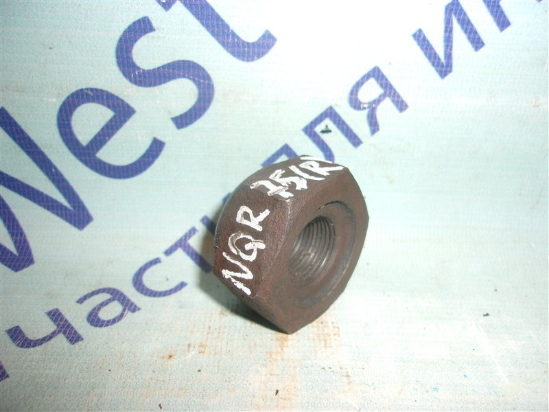 Гайка на колесо Isuzu Elf NQR75 4HK1 2008 передняя правая