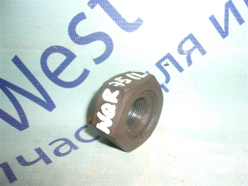 Гайка на колесо Isuzu Elf NQR75 4HK1 2008 передняя левая