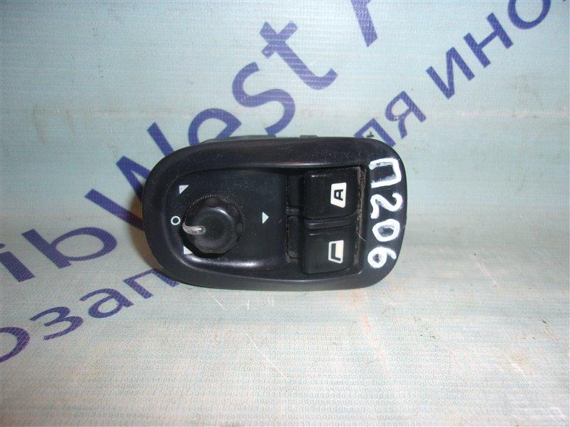 Блок упр. стеклоподьемниками Peugeot 206 TU3JP1.4L 2002 правый