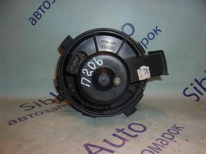 Мотор печки Peugeot 206 TU3JP1.4L 2002