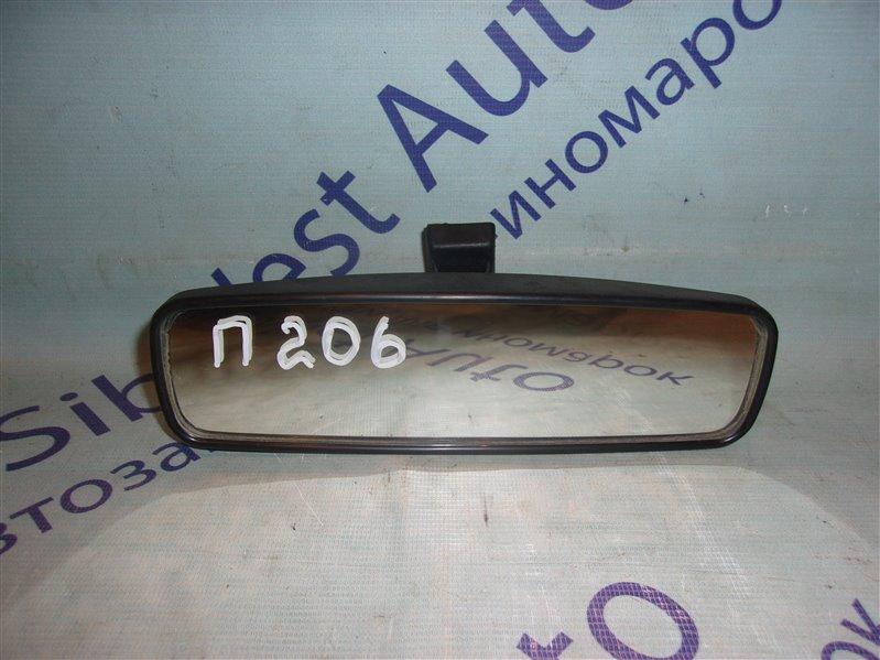 Зеркало заднего вида Peugeot 206 TU3JP1.4L 2002