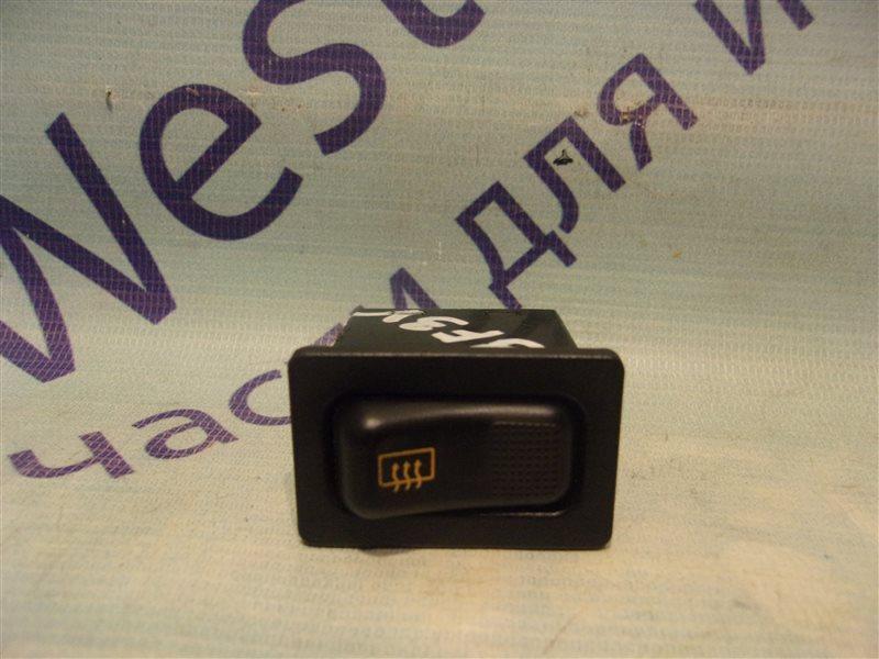 Кнопка обогрева заднего стекла Mazda Familia BF3V E3 1987