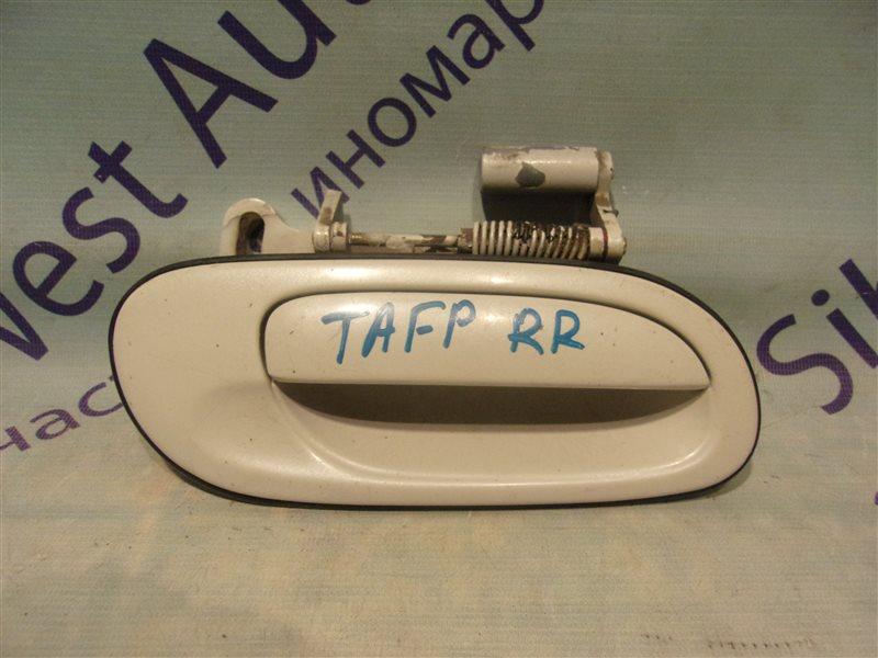 Ручка двери внешняя Mazda Millenia TAFP KF-ZE 2000 задняя правая