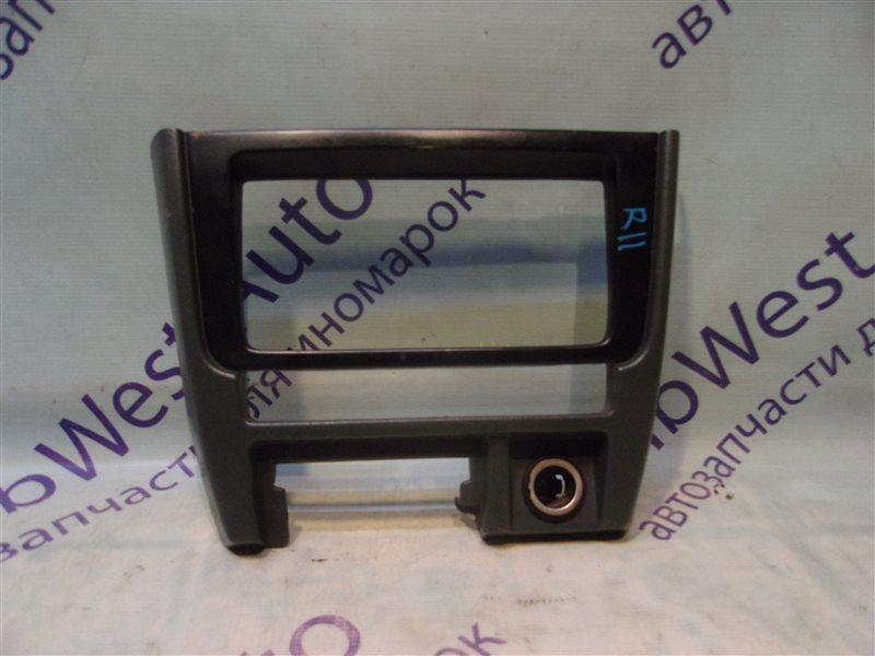 Консоль магнитофона Nissan Presea R11 GA15DE 1997