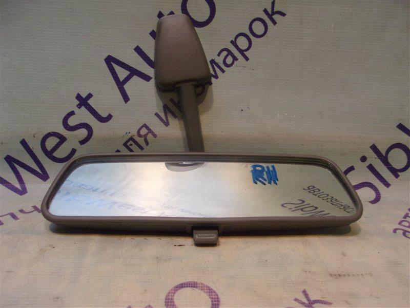 Зеркало заднего вида Nissan Presea R11 GA15DE 1997