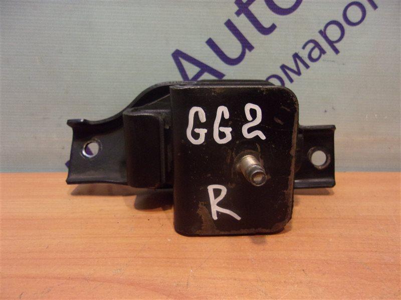 Подушка двигателя Subaru Impreza GG2 EJ15 правая