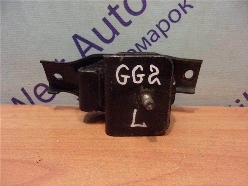 Подушка двигателя Subaru Impreza GG2 EJ15 левая