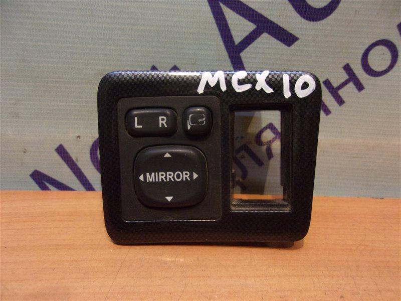 Блок управления зеркалами Toyota Avalon MCX10
