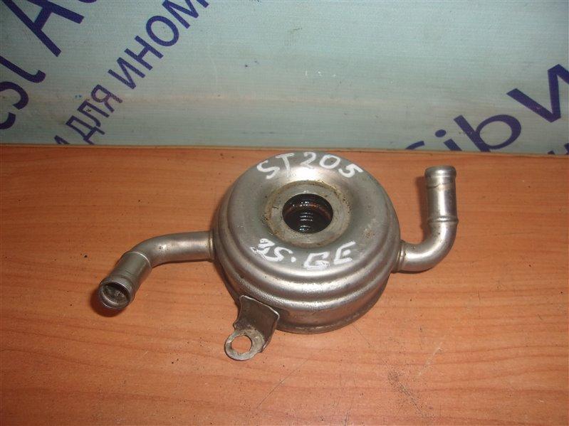 Крепление масляного фильтра Toyota Carina Ed ST205 3SGE