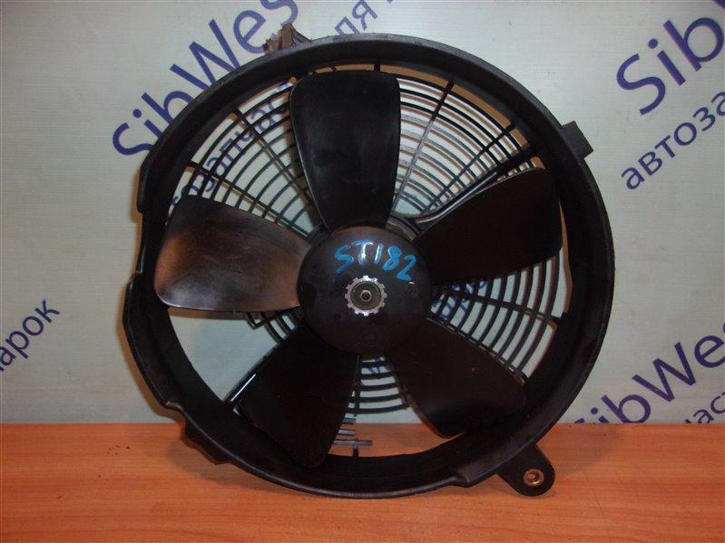 Вентилятор радиатора кондиционера Toyota Carina Ed ST182 3SFE