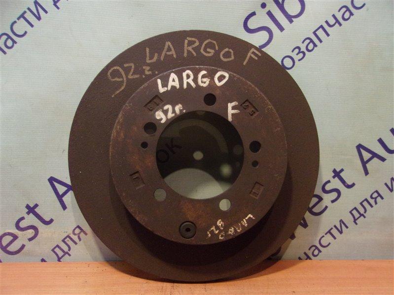 Тормозной диск Nissan Largo C22 передний
