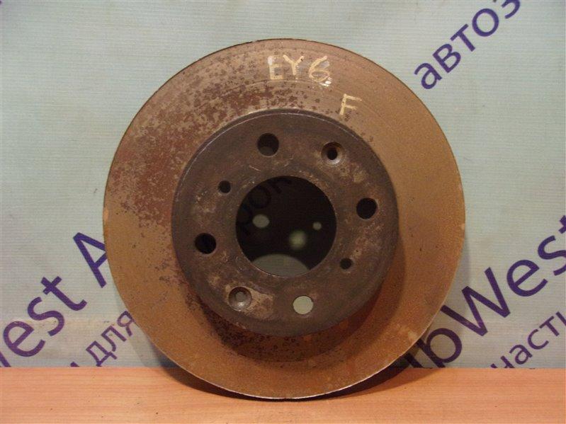 Тормозной диск Honda Partner EY6 передний