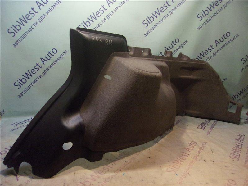 Обшивка багажника Subaru Impreza GG2 задняя правая