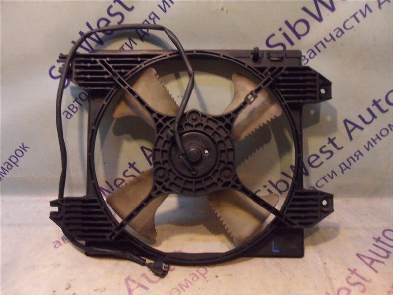 Вентилятор радиатора кондиционера Mitsubishi Galant EA1A 4G93(GDI) 1998