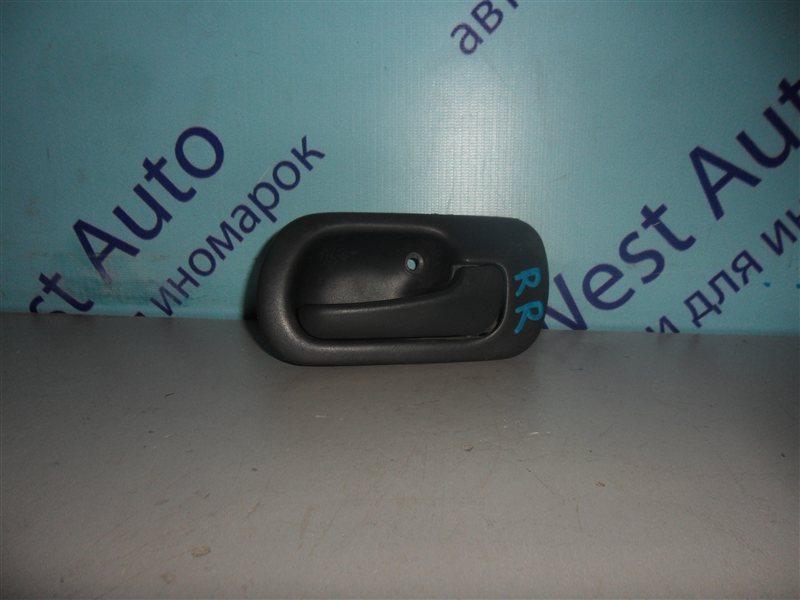 Ручка двери внутренняя Honda Orthia EL1 B18B задняя правая