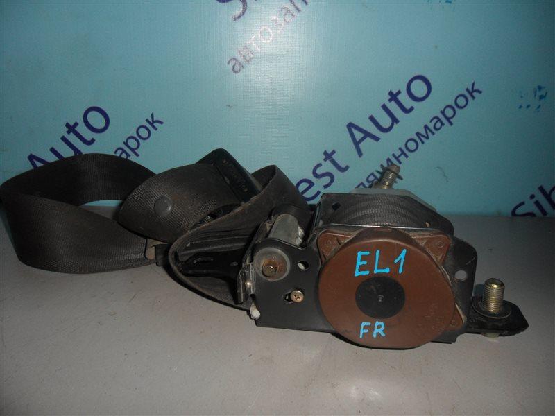 Ремень безопасности Honda Orthia EL1 B18B передний правый