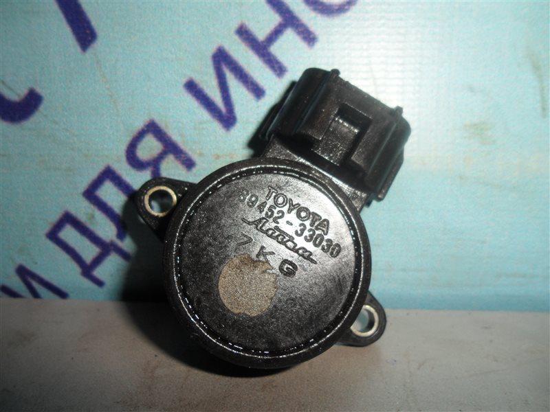 Датчик дроссельной заслонки Toyota Carib AE114 4AFE
