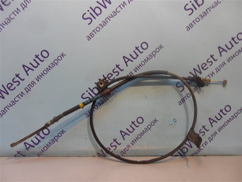 Тросик ручника Honda Fit Aria GD8 L15A 2003 задний правый