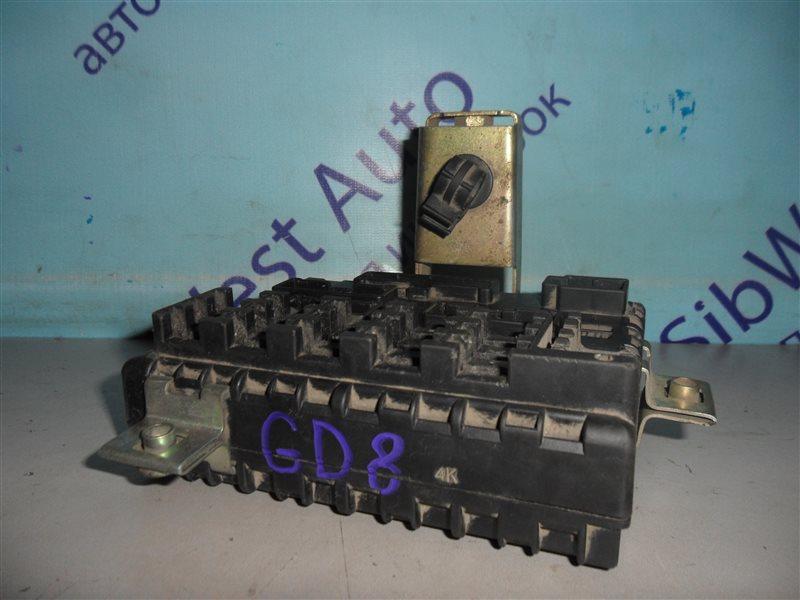 Блок предохранителей Honda Fit Aria GD8 L15A 2003