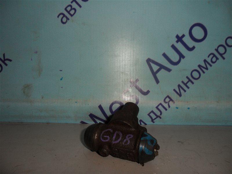 Тормозной цилиндр Honda Fit Aria GD8 L15A 2003 задний левый