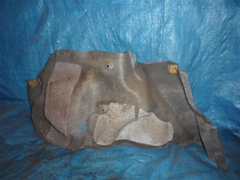 Обшивка багажника Honda Fit Aria GD8 L15A 2003 задняя правая