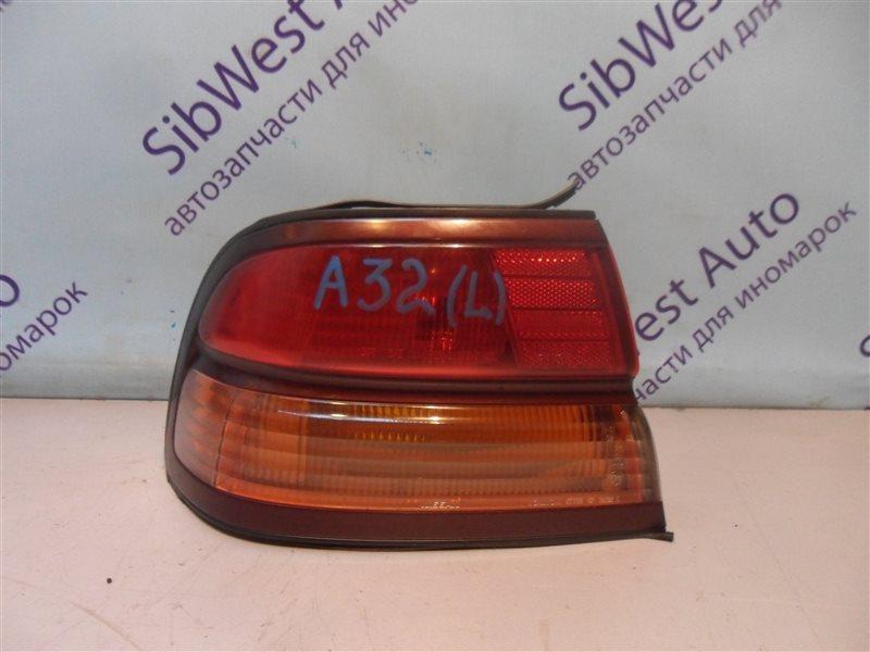 Стоп-сигнал Nissan Maxima A32 VQ30DE 1997 задний левый