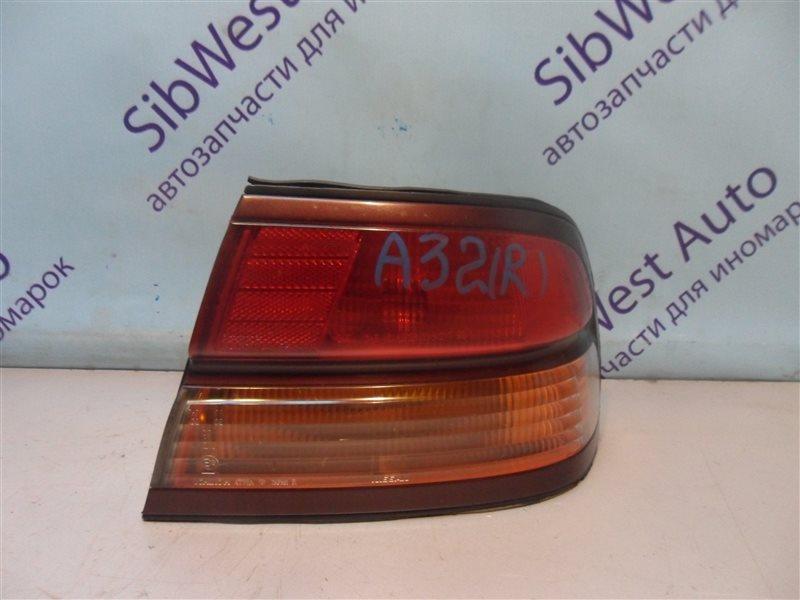 Стоп-сигнал Nissan Maxima A32 VQ30DE 1997 задний правый
