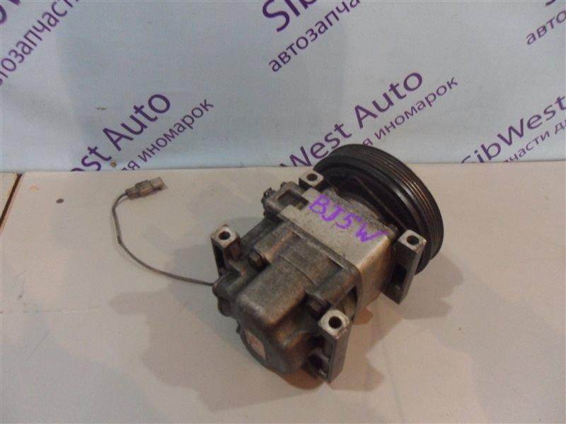 Компрессор кондиционера Mazda Familia BJ5W ZL-DE 31.08.2000