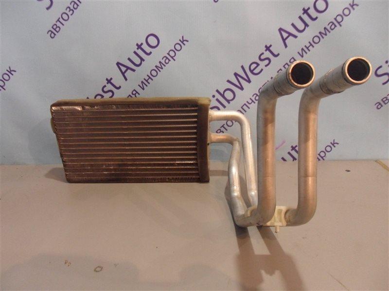 Радиатор печки Subaru Forester SG5 EJ202 2002