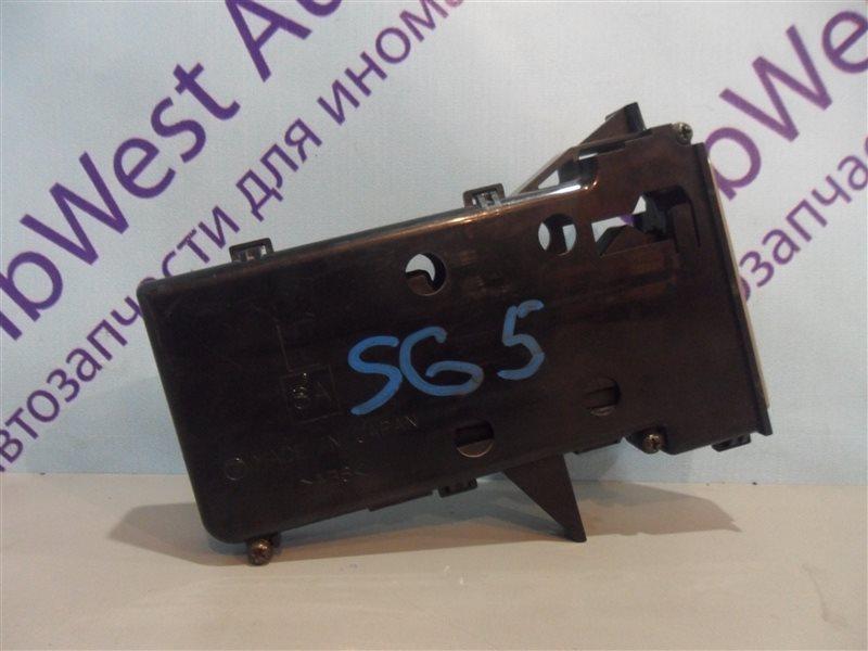 Подстаканник Subaru Forester SG5 EJ202 2002