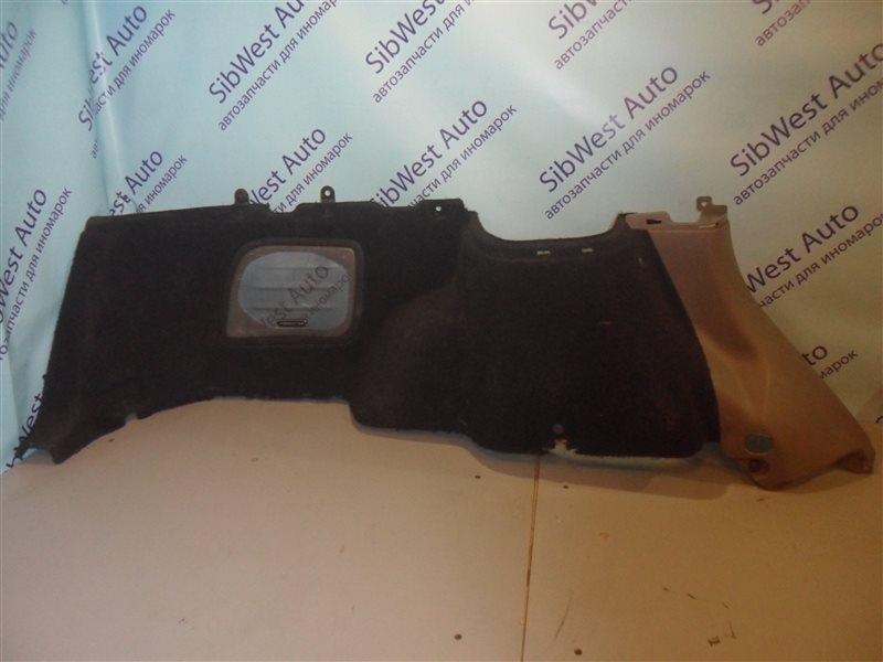 Обшивка багажника Subaru Forester SG5 EJ202 2002 задняя левая