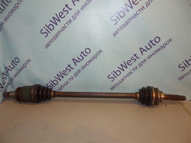 Привод Subaru Forester SG5 EJ202 2002 задний правый