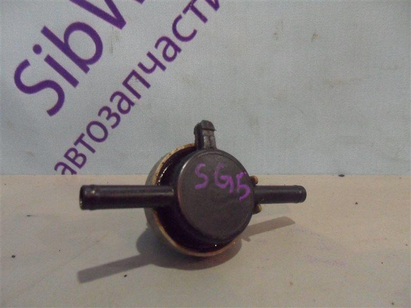 Вакуумный клапан Subaru Forester SG5 EJ202 2002