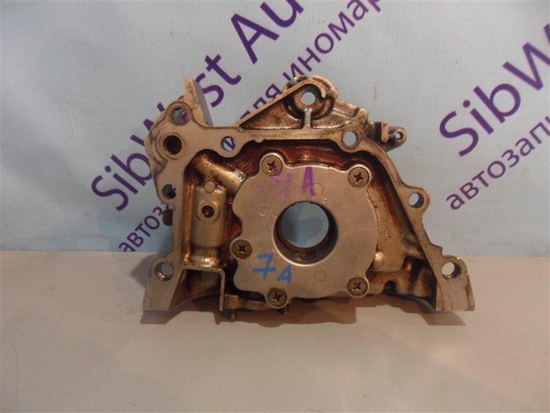 Масляный насос Toyota Spacio AE115 7AFE