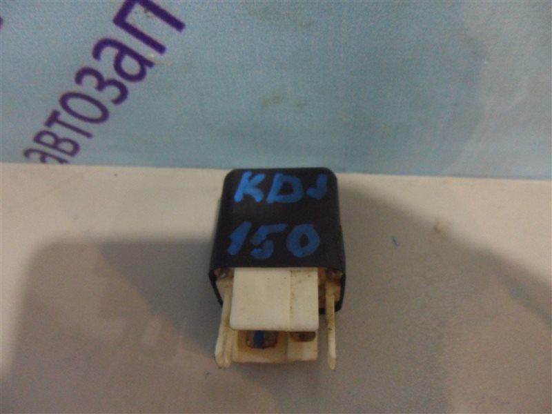 Реле Toyota Land Cruiser Prado KDJ150 1KD-FTV 2012