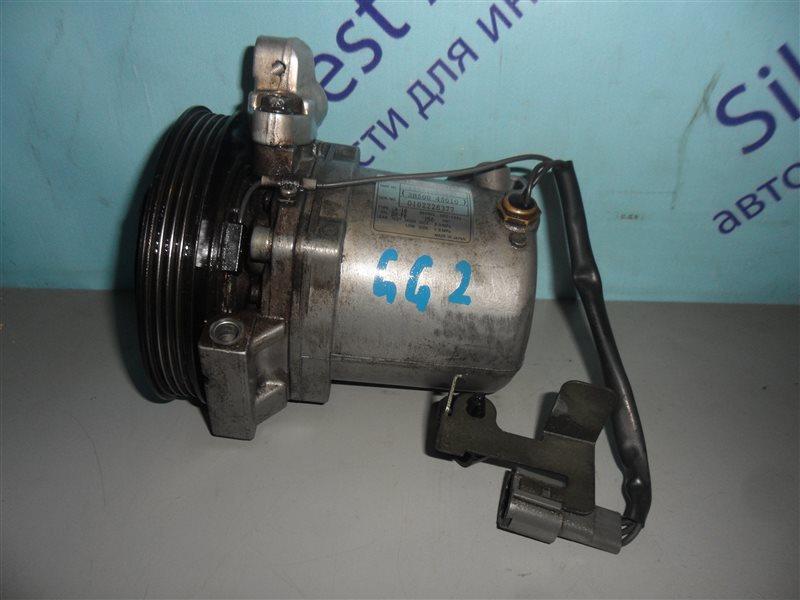 Компрессор кондиционера Subaru Impreza GG2 EJ15
