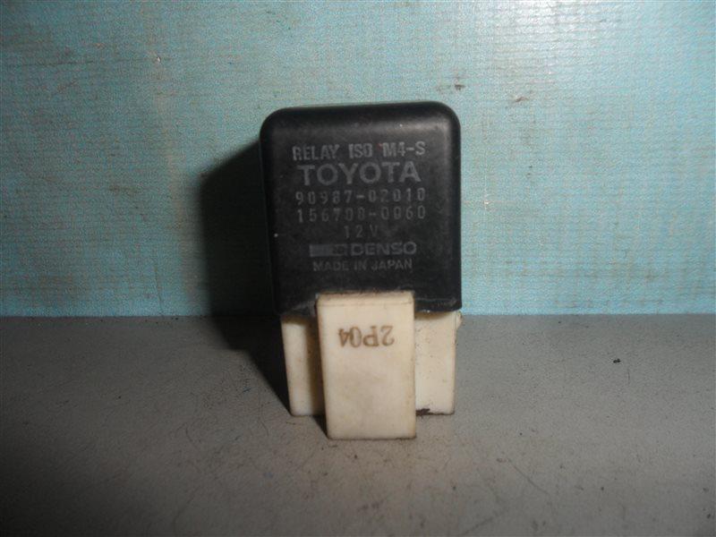 Реле Toyota Caldina ET196 5EFE