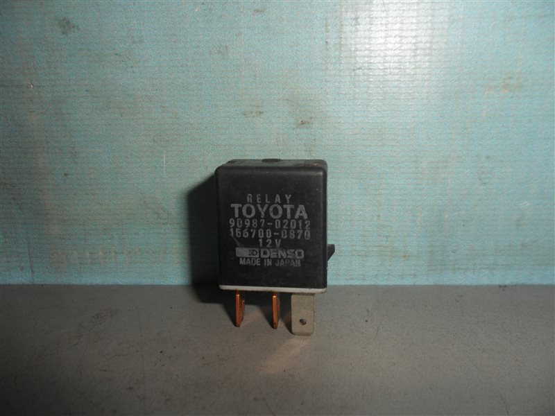 Реле Toyota Spacio AE111 4AFE