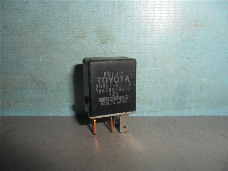 Реле Toyota Platz NCP12 1NZFE