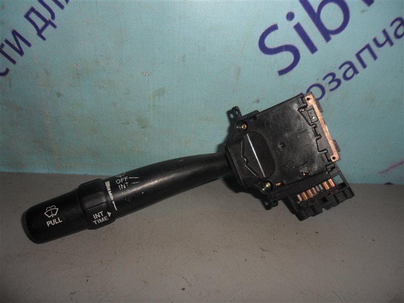Блок подрулевых переключателей Toyota Ipsum SXM10 3SFE левый