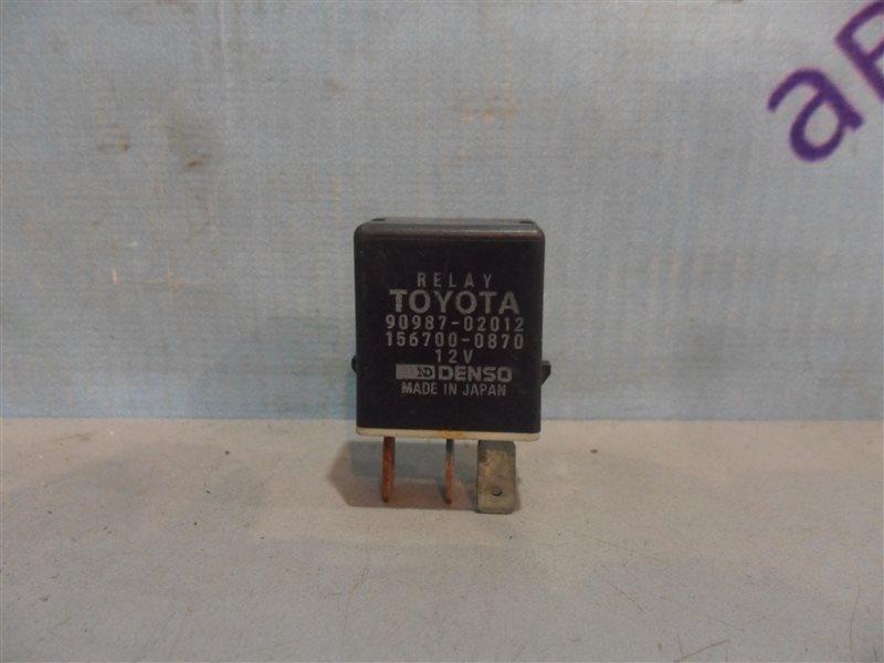 Реле Toyota Echo NCP12 1NZFE