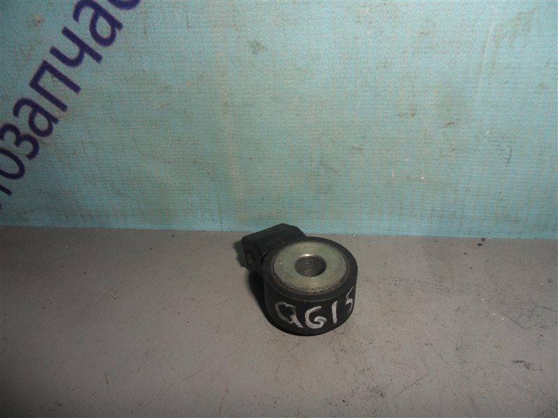 Датчик детонации Nissan Sunny FB15 QG15
