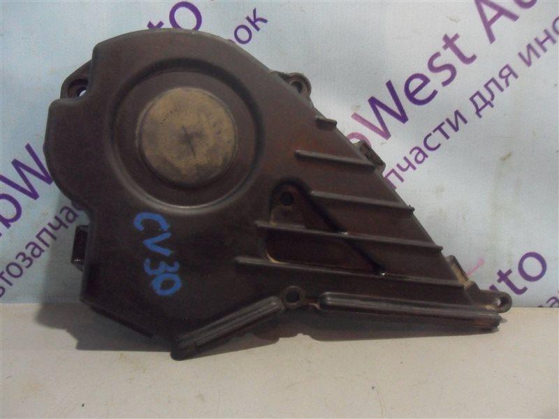 Крышка ремня грм Toyota Vista CV30 2CT верхняя