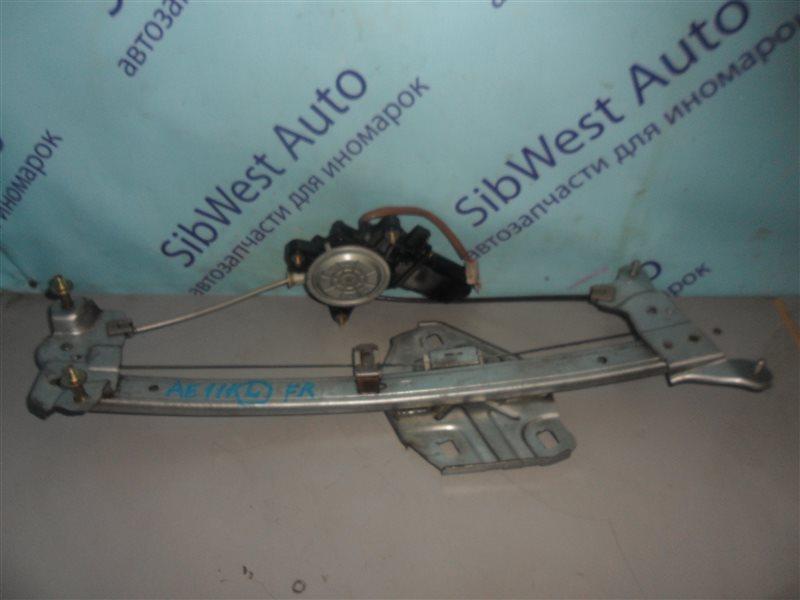 Стеклоподъемник Toyota Levin AE111 4AFE 1995 передний правый