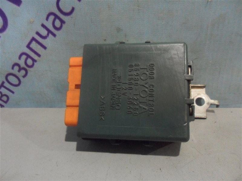 Блок управления замками Toyota Levin AE111 4AFE 1995