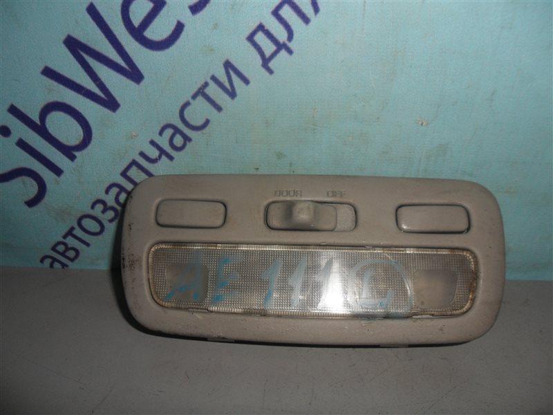 Плафон Toyota Levin AE111 4AFE 1995 передний